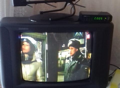 Установка цифровой приставки и антенны в г Екатеринбург
