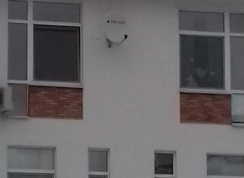 Настройка антенны в Красьеозерском
