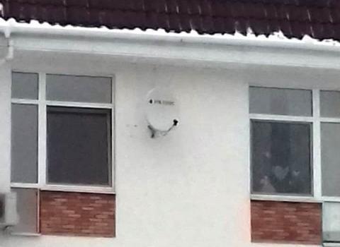 Настройка спутниковой антенны в п. Карасьеозерский Свердловская область